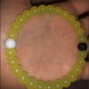 Yellow Lokai Bracelet